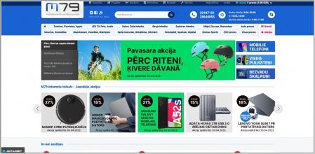 M79.LV - интернет-магазин электроники и бытовой техники. М 79 лв ... ddcd1da3ba8